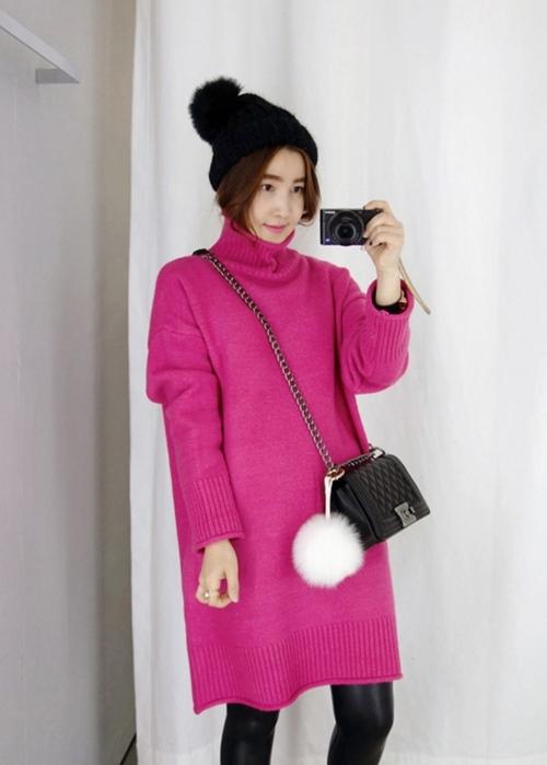 3 lý do khiến bạn không nỡ từ chối áo len cổ lọ - 2