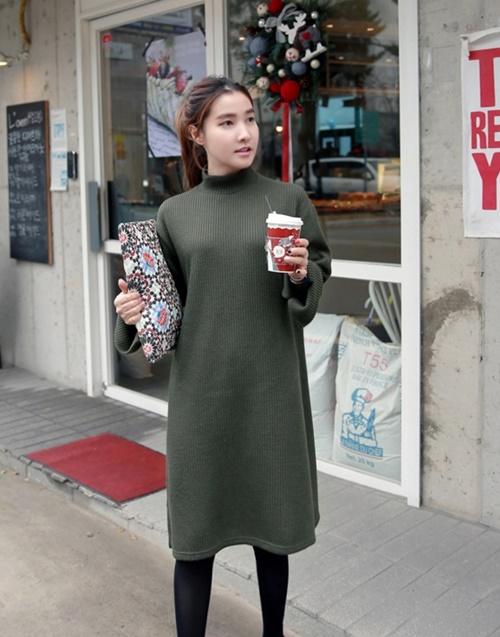 3 lý do khiến bạn không nỡ từ chối áo len cổ lọ - 6