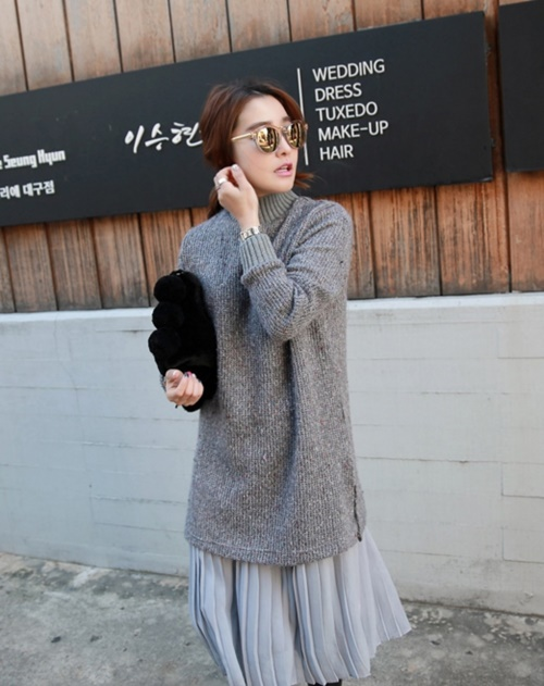3 lý do khiến bạn không nỡ từ chối áo len cổ lọ - 3
