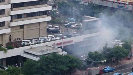 Đại sứ quán VN lập đường dây nóng sau vụ nổ ở Jakarta - 1