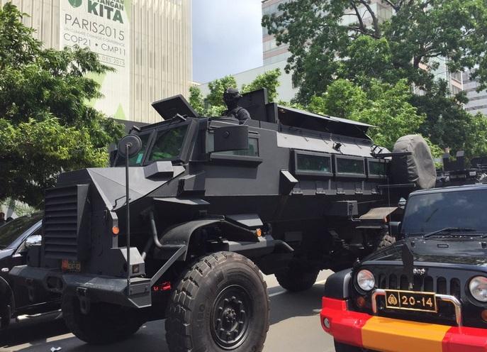 IS dọa tấn công trước vụ khủng bố chấn động Indonesia - 1