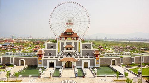 Monorail - Xe điện một ray trên cao tại Asia Park Đà Nẵng - 4