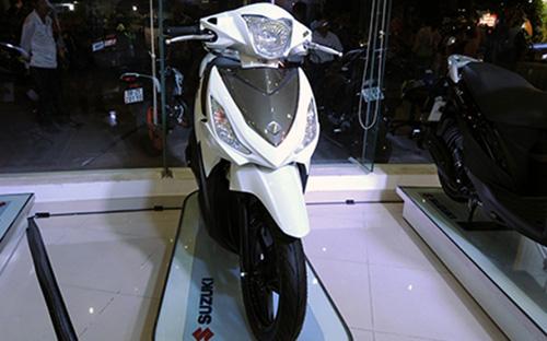 Suzuki tung xe ga cạnh tranh với Honda Vision - 2