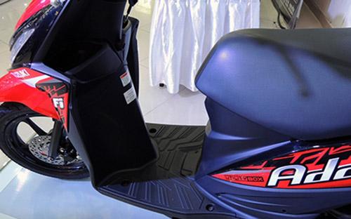 Suzuki tung xe ga cạnh tranh với Honda Vision - 3