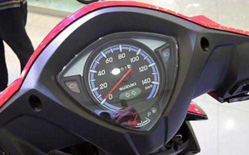 Suzuki tung xe ga cạnh tranh với Honda Vision - 4