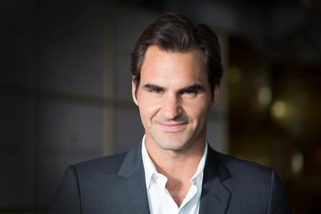 (Australian Open 2016) Như thường lệ, Federer vẫn luôn xuất cực kỳ lịch lãm khi tham gia các hoạt động bên lề của BTC.
