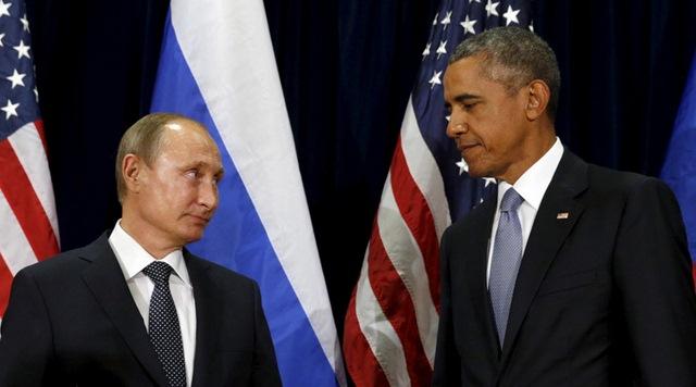 Putin gọi điện cho Obama, kêu gọi giảm nhiệt Trung Đông - 1