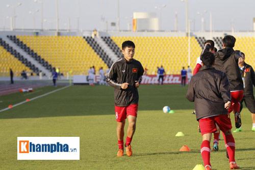 Chi tiết U23 Việt Nam - U23 Jordan: Gỡ gạc thể diện (KT) - 20