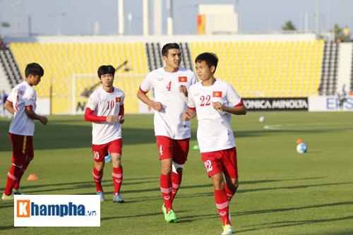 Chi tiết U23 Việt Nam - U23 Jordan: Gỡ gạc thể diện (KT) - 21