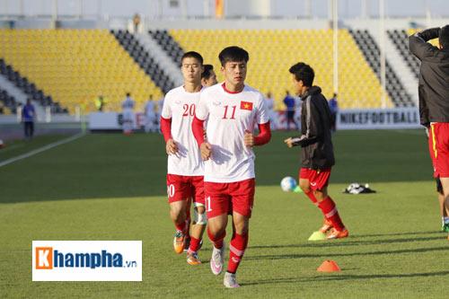 Chi tiết U23 Việt Nam - U23 Jordan: Gỡ gạc thể diện (KT) - 22