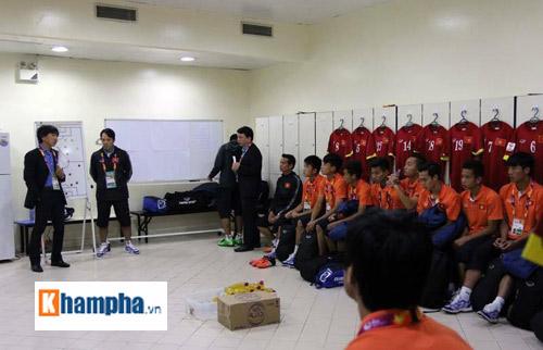 Chi tiết U23 Việt Nam - U23 Jordan: Gỡ gạc thể diện (KT) - 17