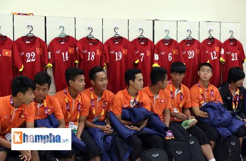 Chi tiết U23 Việt Nam - U23 Jordan: Gỡ gạc thể diện (KT) - 18