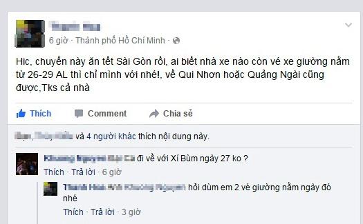 Không mua được vé xe, nhiều người lo phải đón Tết ở Sài Gòn - 2