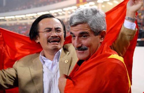 Võ Quốc Thắng đeo đuổi bóng đá sạch - 1