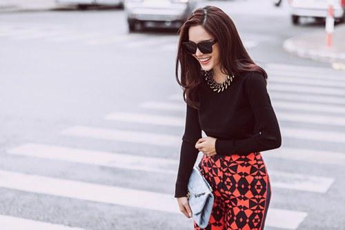 Dương Cẩm Lynh khoe vẻ đẹp rạng rỡ vượt thời gian - 5