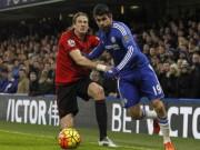 Bóng đá - Chi tiết Chelsea - West Brom: Tuột mất thành quả (KT)