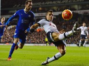 Bóng đá - Tottenham - Leicester: Niềm vui đến muộn
