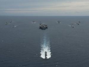 Mỹ điều tàu ngầm tàng hình tấn công nhanh tới Philippines