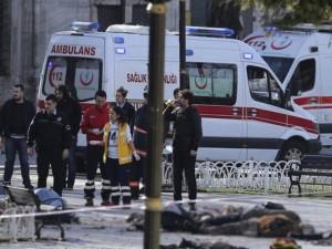 Thế giới - 3 người Nga bị Thổ Nhĩ Kỳ bắt thuộc khủng bố quốc tế