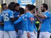 Bóng đá - Dàn sao Napoli nhảy múa top bàn thắng đẹp V19 Serie A