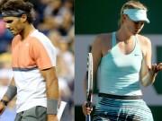 Thể thao - Hạt giống Australian Open: Báo động Nadal, Sharapova