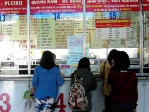 Tin tức trong ngày - Không mua được vé xe, nhiều người lo phải đón Tết ở Sài Gòn