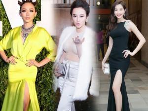 Bộ đôi thiết kế sexy 'tạo bão' làng mốt Việt đầu năm