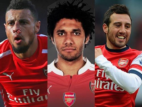 """Tân binh Elneny của Arsenal: """"Cỗ máy"""" đa năng - 2"""