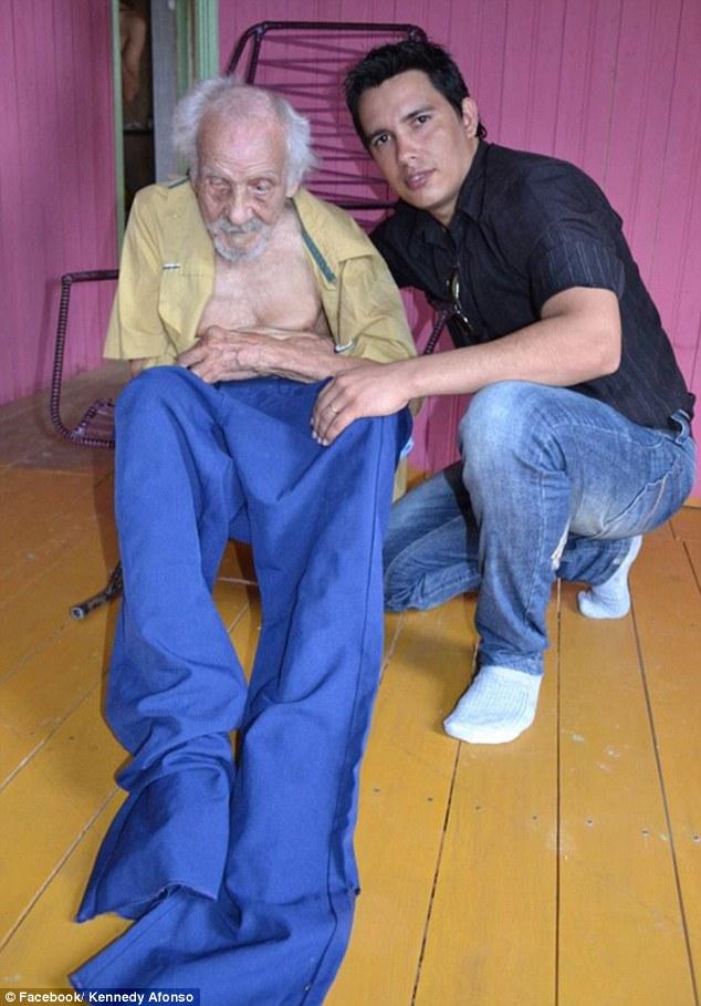 Phát hiện người già nhất thế giới 131 tuổi - 1
