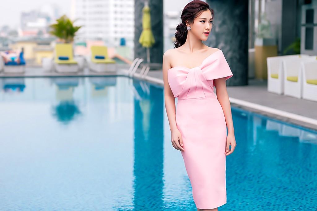 4 bí quyết giúp á hậu Hoàng Oanh luôn xinh đẹp, rạng rỡ - 1