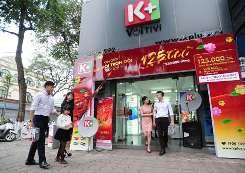 Lần đầu tiên K+ giảm giá, đáp ứng nhu cầu nâng cấp truyền hình năm mới - 2