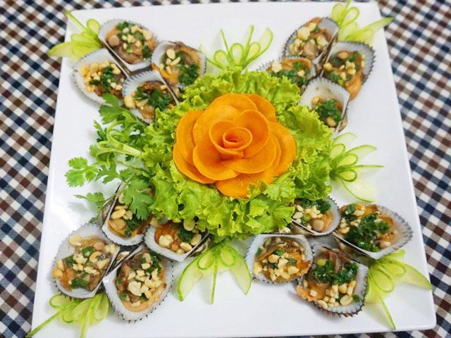 Huong dan lam 5 mon nuong thom ngon - 9