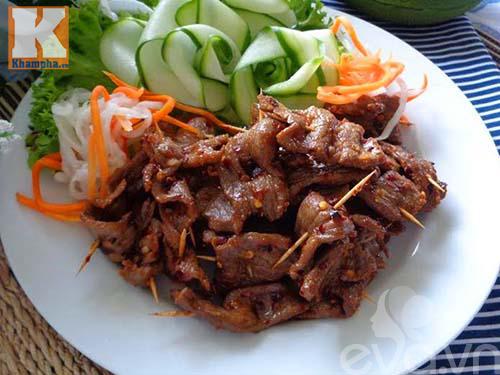 Cach lam nhung mon nuong thom ngon - 5