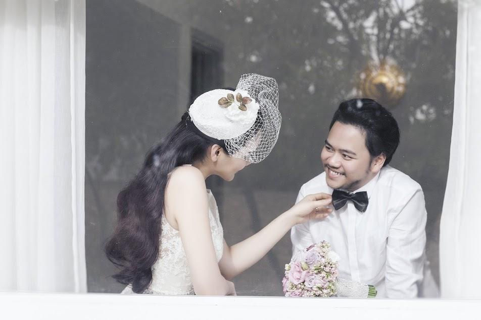 Ảnh cưới 'đẹp như phim Hàn' của người đẹp Trang Nhung - 4