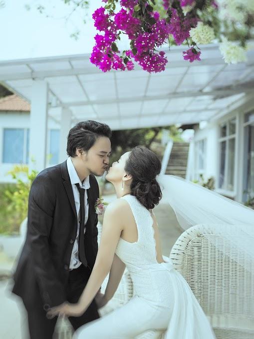 Ảnh cưới 'đẹp như phim Hàn' của người đẹp Trang Nhung - 8