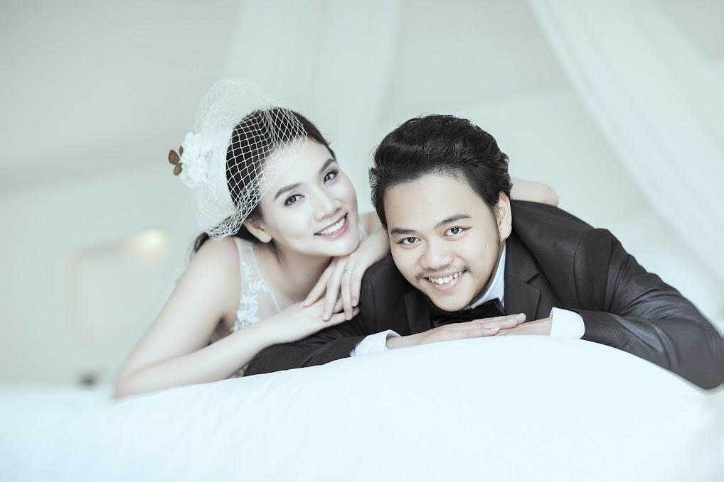 Ảnh cưới 'đẹp như phim Hàn' của người đẹp Trang Nhung - 1