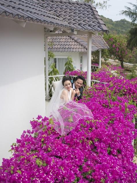 Ảnh cưới 'đẹp như phim Hàn' của người đẹp Trang Nhung - 7