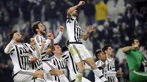 """Serie A trước V20: Juventus & """"lời nguyền mùa Đông"""" - 1"""