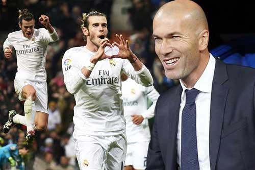 """Liga trước vòng 20: """"Bay"""" tiếp cùng Zidane - 1"""