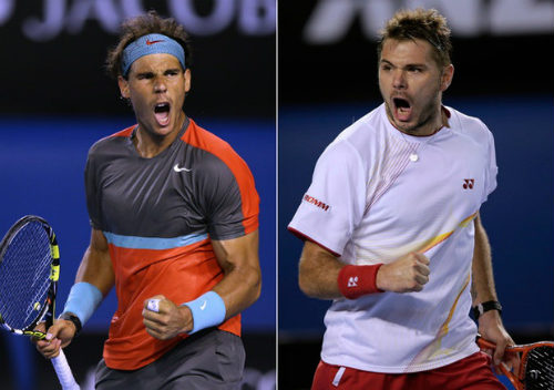 Phân nhánh Australian Open: Nadal, Sharapova gặp khó - 1