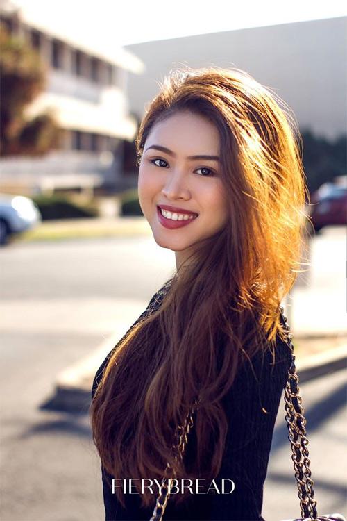 Làm đẹp cùng nữ blogger Việt khả ái như hoa hậu - 4