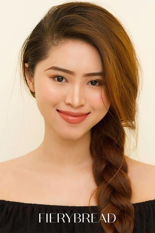 Làm đẹp cùng nữ blogger Việt khả ái như hoa hậu - 3