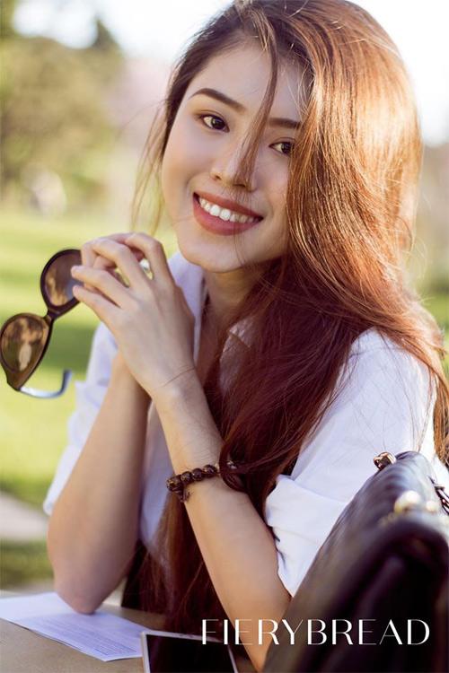 Làm đẹp cùng nữ blogger Việt khả ái như hoa hậu - 5