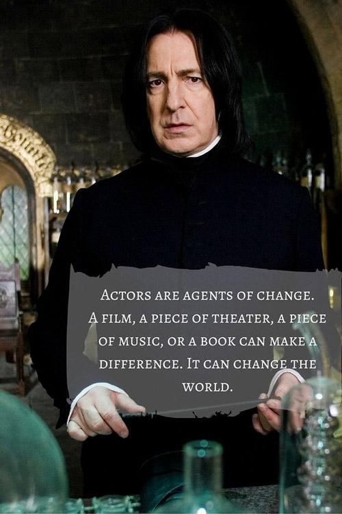 'Thầy Snape' của Harry Potter qua đời vì ung thư - 3