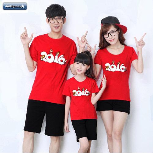 Những mẫu thời trang áo gia đình hot cho năm 2016 - 1