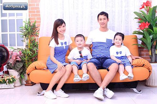 Những mẫu thời trang áo gia đình hot cho năm 2016 - 3