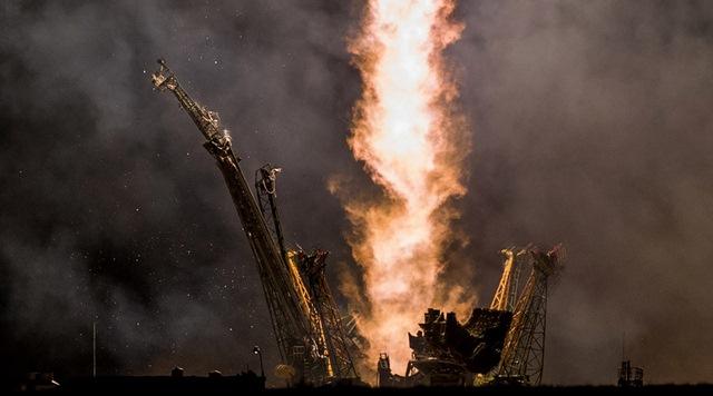 Nga phát triển tên lửa đẩy khí metan - 1