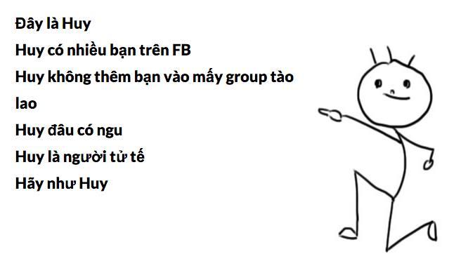 """Facebooker phát sốt với trào lưu """"Hãy như tôi"""" - 7"""