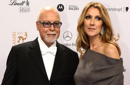 Chồng Celine Dion qua đời ở tuổi 73 vì ung thư - 1