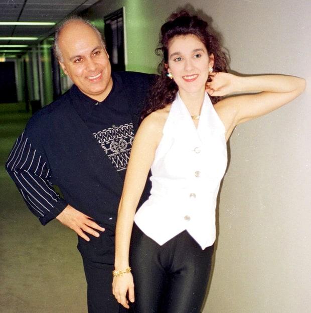 Những cột mốc mối tình 'bất tử' của vợ chồng Celine Dion - 1